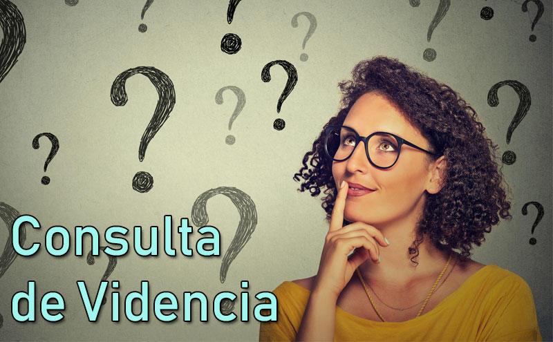 Consulta de Videncia
